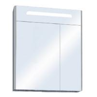 Шкаф зеркальный Акватон СИЛЬВА 60 Дуб Фьорд