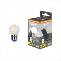 Лампа светодиодная ECON LED P 6Вт
