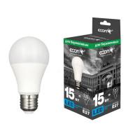 Лампа светодиодная ECON LED A 15Вт