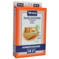 Комплект пылесборников 4шт, универсальный Vesta filter