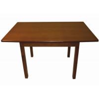Стол обеденный прямоугольный ВМ20 коньяк (1,2(1,6)*0,8*,075)