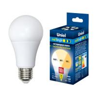 Лампа светодиодная Uniel LED A60 10W/WW