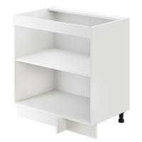 Корпус стола углового СУ800 (Белый)