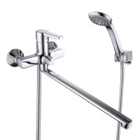 Смеситель для ванны IDDIS Sena SENSBL2i10