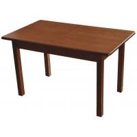 Стол обеденный прямоугольный Соболь палисандр (1,3(1,8)*0,8*0,75)