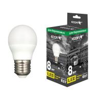 Лампа светодиодная ECON LED P45 E27