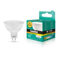 Лампа светодиодная Camelion 12041 GU5.3 Дисковая 220Вт