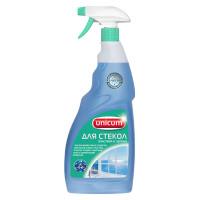 Средство для мытья стекол, пластика и зеркал Unicum