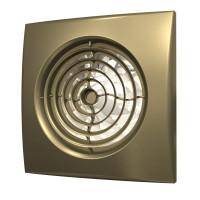 Вентилятор осевой вытяжной с обратным клапаном D100,