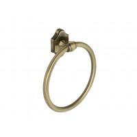 Держатель для полотенца кольцо Sacramento antique bronze