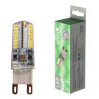 Лампа светодиодная ECON LED G9 3Вт 4200K