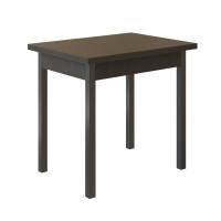 Стол поворотно раскладной Амур (Венге темный) (0,8*0,6*0,75)