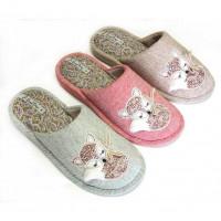 Обувь домашняя женская ( пантолеты ) LUCKY