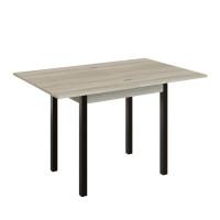 Стол поворотно раскладной Амур (Дуб Сонома) (0,8*0,6*0,75)