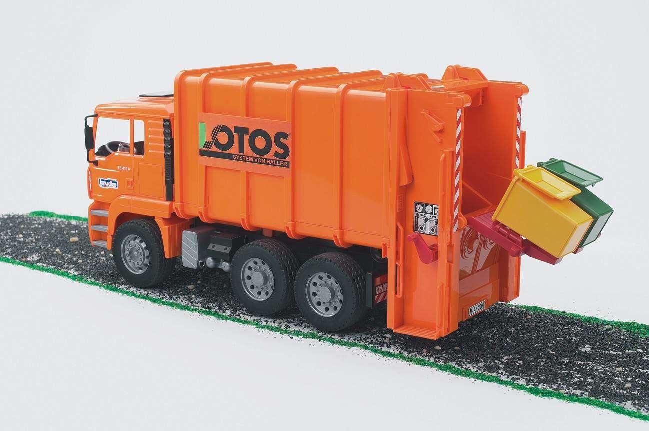 Картинки игрушки брудер мусоровозы