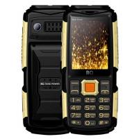 Мобильный телефон BQ 2430 Tank Power, черный