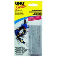Патроны для клеевого пистолета прозрачные UHU Creativ