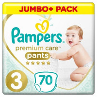 Трусики Premium Care Pampers, (6 11 кг),