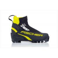 Ботинки беговые Fischer XJ SPRINT, 25 размер