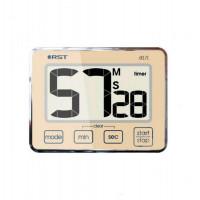 Цифровой таймер секундомер с часами RST 04201