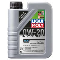 Масло моторное синтетическое Liqui Moly Special