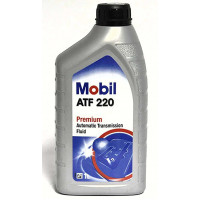 Масло трансмиссионное Mobil ATF 220, 1 л