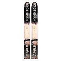 Лыжи охотничьи Маяк «Тайга» в комплекте с кожаными