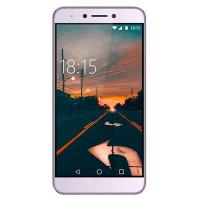 Смартфон BQ 5517L Twin Pro, 4G, серый