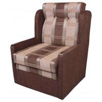 Кресло кровать «Классика», коричневый