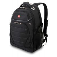 Рюкзак городской Wenger, 32 л,  черный,