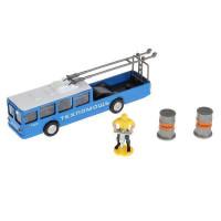 Инерционный ремонтный троллейбус Технопарк