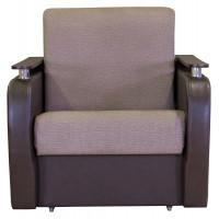 Кресло кровать «Гранд Д 70», аккордеон, Твист шоколад