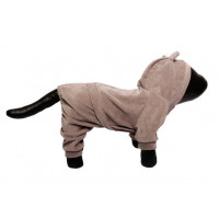 Костюм для собак Lion, велюр, со стразами, XS