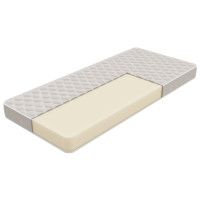 Матрас Smart Roll, беспружинный, 160х190 см