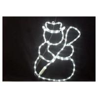 Фигура светодиодная «Снеговик», 72 лампы, холодный белый