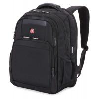 Рюкзак городской Wenger ScanSmart, 26 л, черный,