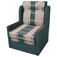 Кресло кровать «Классика», зеленый