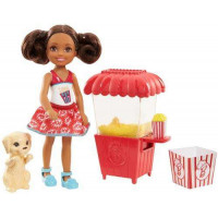 Набор Челси и щенок Barbie FHP67