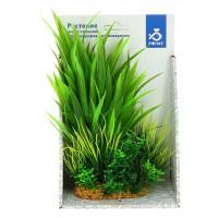 Декорация для аквариума Prime композиция из растений,