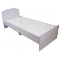 Кровать «Мелодия», беленый дуб, 90х190