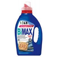 Гель для стирки «Jeans» Bimax, 1.5 л
