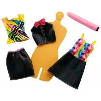 Набор одежда раскраска Barbie + Crayola FHW86