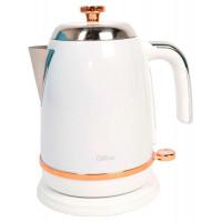 Чайник электрический Qilive Kettle Q5609 белый, золотой