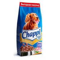 Корм для собак Chappi, мясное изобилие,