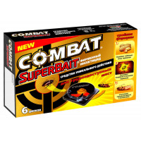 Ловушка от тараканов инсектицид «Super Bait» Combat,