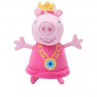 Мягкая игрушка «Пеппа принцесса» Peppa Pig, 20см