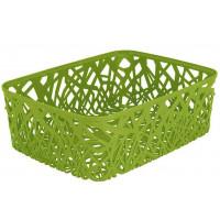 Корзина Curver Neo Colors L, зеленая