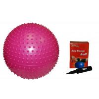 Мяч гимнастический массажный Stingrey,