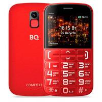 Мобильный телефон BQ 2441 Comfort, красный