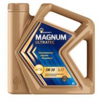 Масло моторное синтетическое «Роснефть» Magnum Ultratec,